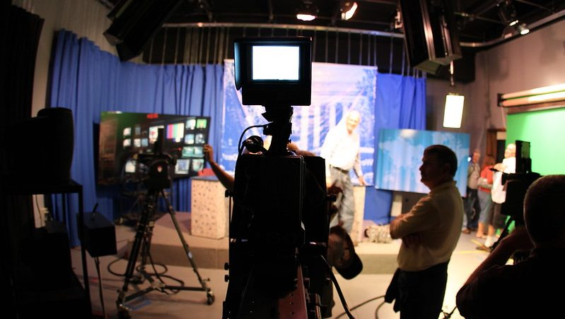 live streaming internet video production