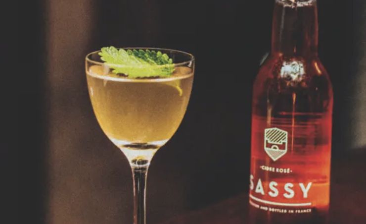 Cocktail cidre